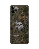 Minnesota Vikings Realtree Xtra Green Camo iPhone 11 Pro Max Skin