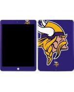 Minnesota Vikings Retro Logo Apple iPad Skin