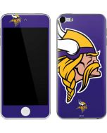 Minnesota Vikings Retro Logo Apple iPod Skin