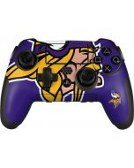 Minnesota Vikings Retro Logo PlayStation Scuf Vantage 2 Controller Skin