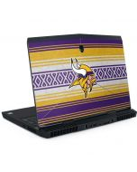Minnesota Vikings Trailblazer Dell Alienware Skin