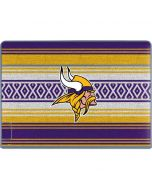 Minnesota Vikings Trailblazer Galaxy Book Keyboard Folio 12in Skin
