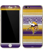 Minnesota Vikings Trailblazer iPhone 6/6s Skin