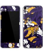 Minnesota Vikings Tropical Print Apple iPod Skin