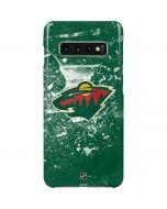 Minnesota Wild Frozen Galaxy S10 Plus Lite Case