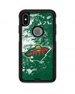 Minnesota Wild Frozen Otterbox Commuter iPhone Skin