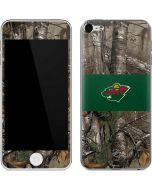 Minnesota Wild Realtree Xtra Camo Apple iPod Skin