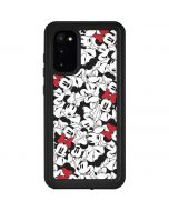 Minnie Mouse Color Pop Galaxy S20 Waterproof Case