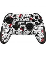 Minnie Mouse Color Pop PlayStation Scuf Vantage 2 Controller Skin