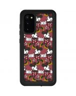 Minnie Mouse Dancing Galaxy S20 Waterproof Case