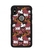 Minnie Mouse Dancing Otterbox Commuter iPhone Skin