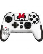 Minnie Mouse PlayStation Scuf Vantage 2 Controller Skin
