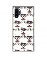 Minnie Mouse Pyramid Galaxy Note 10 Plus Clear Case