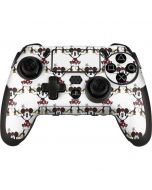Minnie Mouse Pyramid PlayStation Scuf Vantage 2 Controller Skin