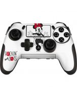 Minnie Mouse Rockin My Dots PlayStation Scuf Vantage 2 Controller Skin