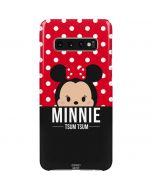 Minnie Mouse Tsum Tsum Galaxy S10 Plus Lite Case