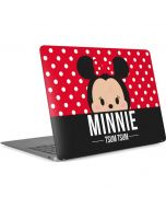 Minnie Mouse Tsum Tsum Apple MacBook Air Skin