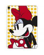 Minnie Mouse Yellow Dots Apple iPad Pro Skin