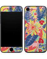 Mirrored Flowers iPhone 8 Skin