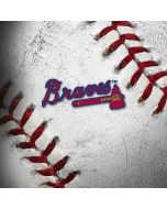 Atlanta Braves Game Ball Yoga 910 2-in-1 14in Touch-Screen Skin