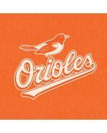 Baltimore Orioles Monotone Apple iPad Skin