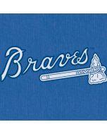 Atlanta Braves Monotone HP Envy Skin