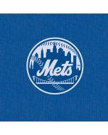 New York Mets Monotone Amazon Echo Skin