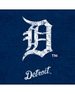 Detroit Tigers - Solid Distressed Galaxy S6 Edge Skin