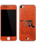 Baltimore Orioles Home Turf Apple iPod Skin