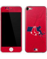 Boston Red Sox Home Turf Apple iPod Skin