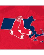 Boston Red Sox Home Surf Ativ Book 9 (15.6in 2014) Skin