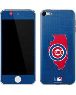 Chicago Cubs Home Turf Apple iPod Skin