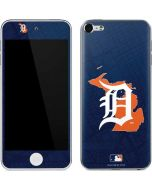 Detroit Tigers Home Turf Apple iPod Skin