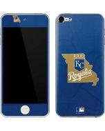 Kansas City Royals Home Turf Apple iPod Skin