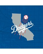 Los Angeles Dodgers Home Turf Incipio DualPro Shine iPhone 6 Skin
