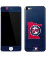 Minnesota Twins Home Turf Apple iPod Skin