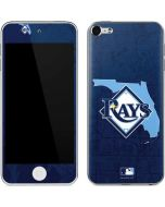 Tampa Bay Rays Home Turf Apple iPod Skin