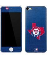 Texas Rangers Home Turf Apple iPod Skin