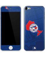 Toronto Blue Jays Home Turf Apple iPod Skin