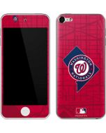 Washington Nationals Home Turf Apple iPod Skin