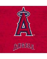 Los Angeles Angels - Solid Distressed Yoga 910 2-in-1 14in Touch-Screen Skin