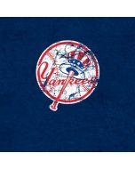 New York Yankees- Alternate Solid Distressed Apple iPod Skin