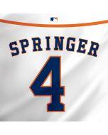 Houston Astros George Springer #4 PS4 Slim Bundle Skin
