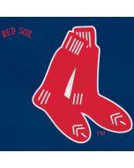Large Vintage Red Sox PS4 Slim Bundle Skin