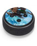 Moana and Maui Ride the Wave Amazon Echo Dot Skin