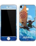 Moana and Maui Ride the Wave Apple iPod Skin