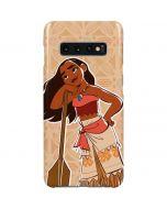 Moana Portrait Galaxy S10 Plus Lite Case