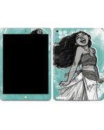 Moana Singing Apple iPad Skin