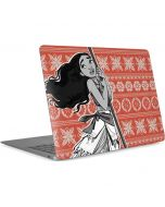 Moana Tropical Print Apple MacBook Air Skin