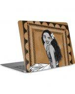 Moana Winking Apple MacBook Air Skin